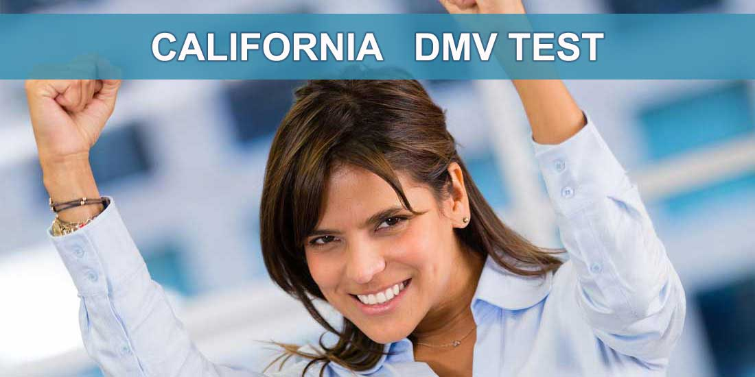 California Permit Test No. 1