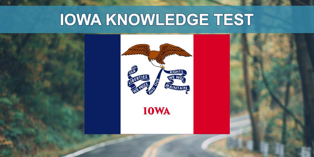 Iowa Permit Test No. 1