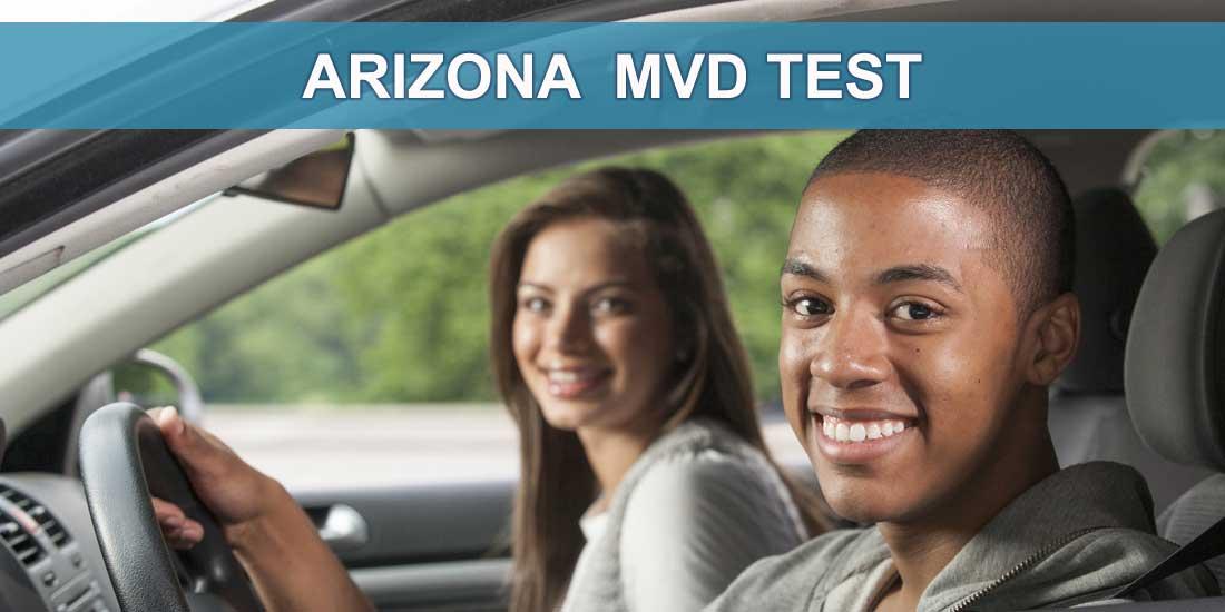 Arizona Permit Test No. 1