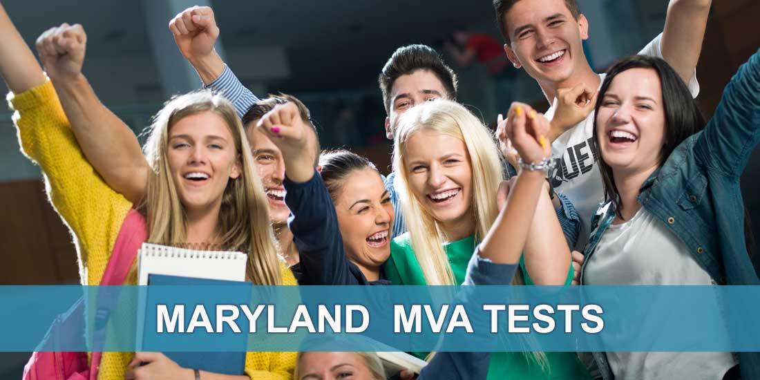 Maryland Permit Test No. 1