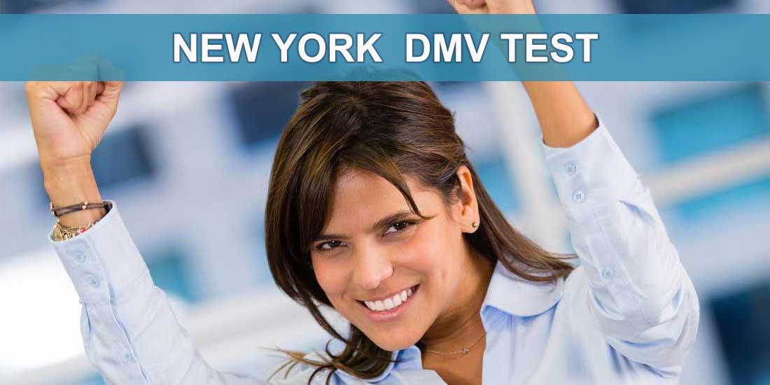New York DMV Permit Test No. 1