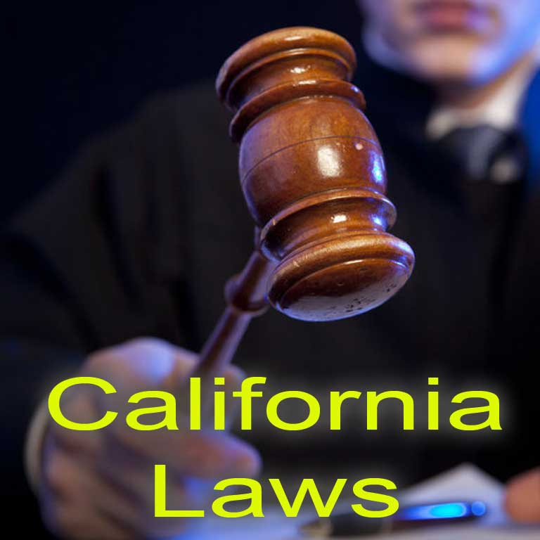 California Driving Laws