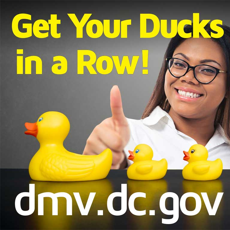 District of Columbia DMV Tests