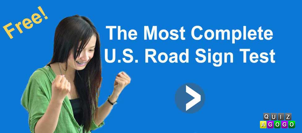 Quiz-A-Go-Go - The most complete test for U.S. road signs.