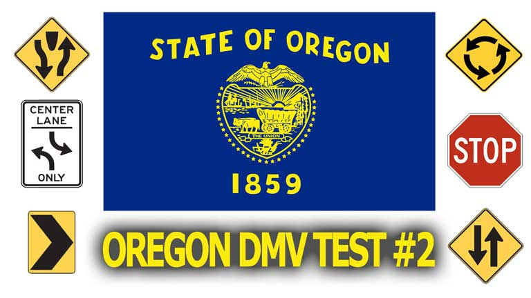 Oregon DMV Test #2