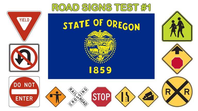 Oregon DMV Test #3