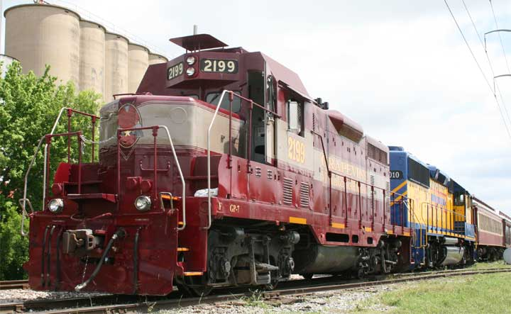 Vintage Train - driversprep.com