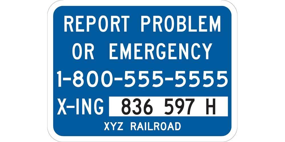 Emergency Notification Systems (ENS) at Highway-Rail Grade Crossings