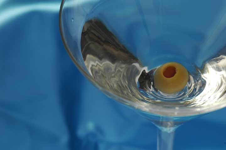Martini drink - copyright dreamstime.com