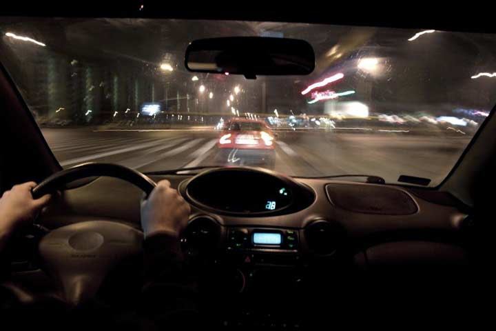 Night Ride - copyright: ambrozinio