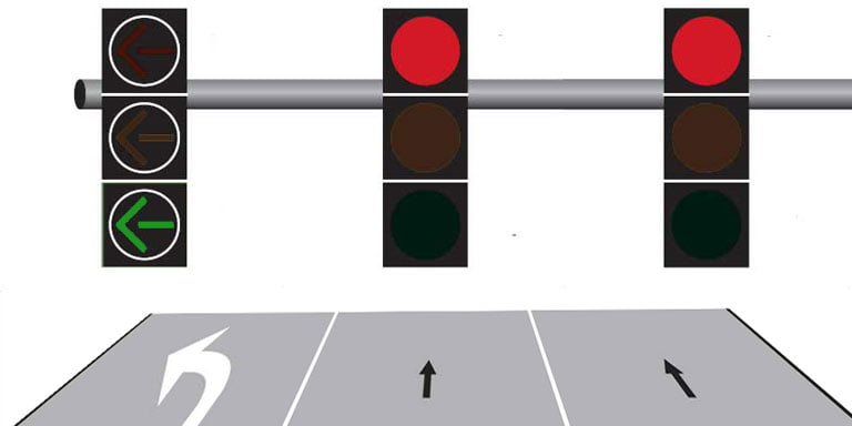 Green Arrows & Protected Turns