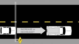 Should You Increase or Decrease your Following distance