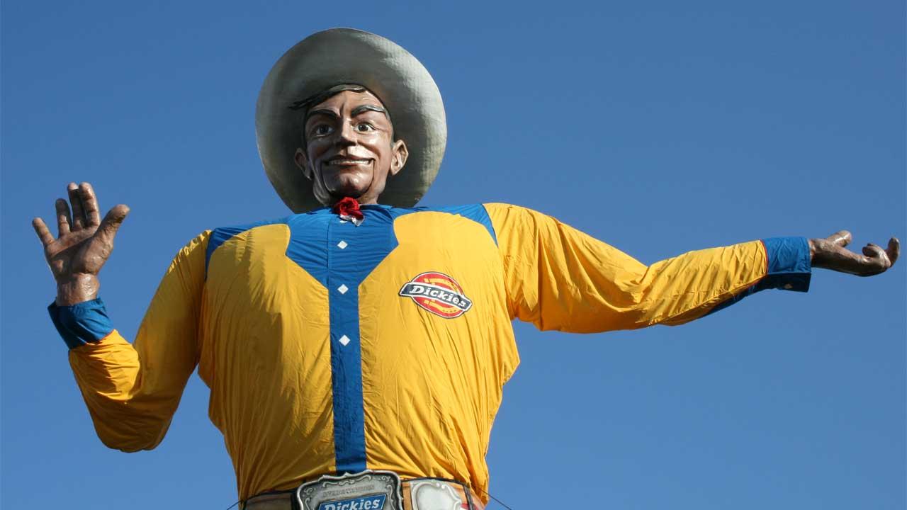 Big Tex, Dallas State Fair