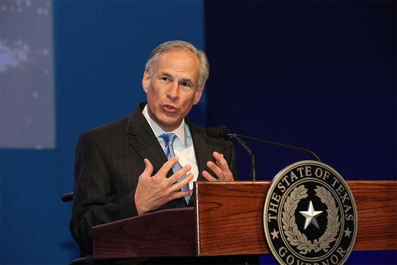 Governor of Texas Greg Abbott