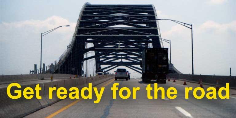 Hit the road - Delaware - Credit: Dough4872