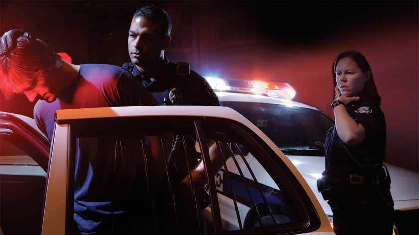 Law Enforcement - Arrested