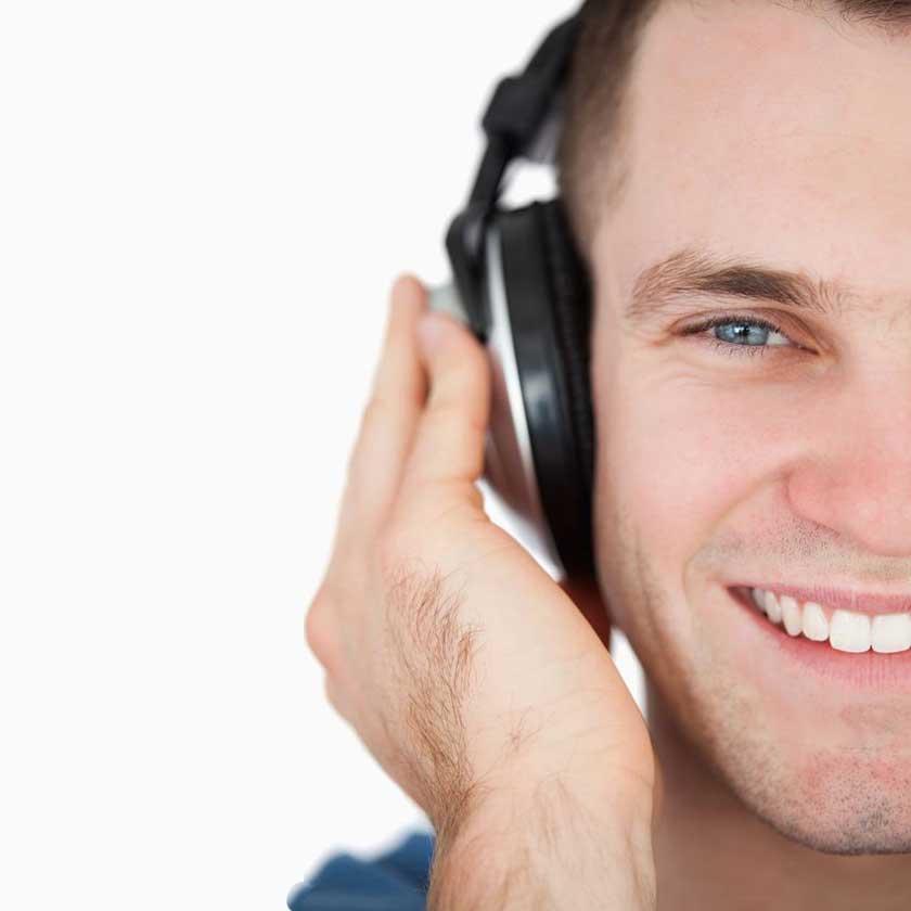 Headsets - Copyright: Wavebreak Media Ltd