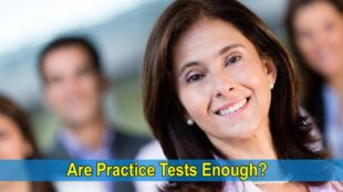 Are Practice Tests Enough