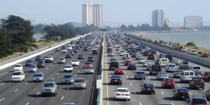 California highway - Photo credit: Minesweeper