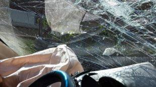 Crashed car - Copyright: Montian Noowong