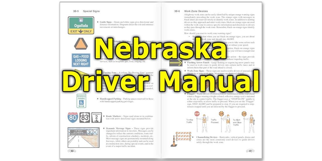 Nebraska Driver's Manual