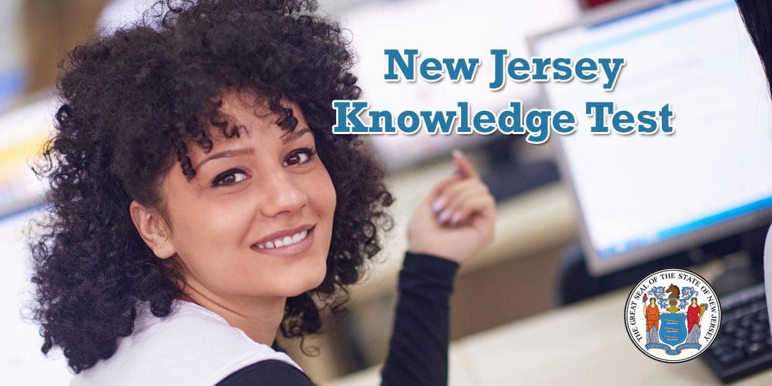 New Jersey Knowledge Test at driversprep.com