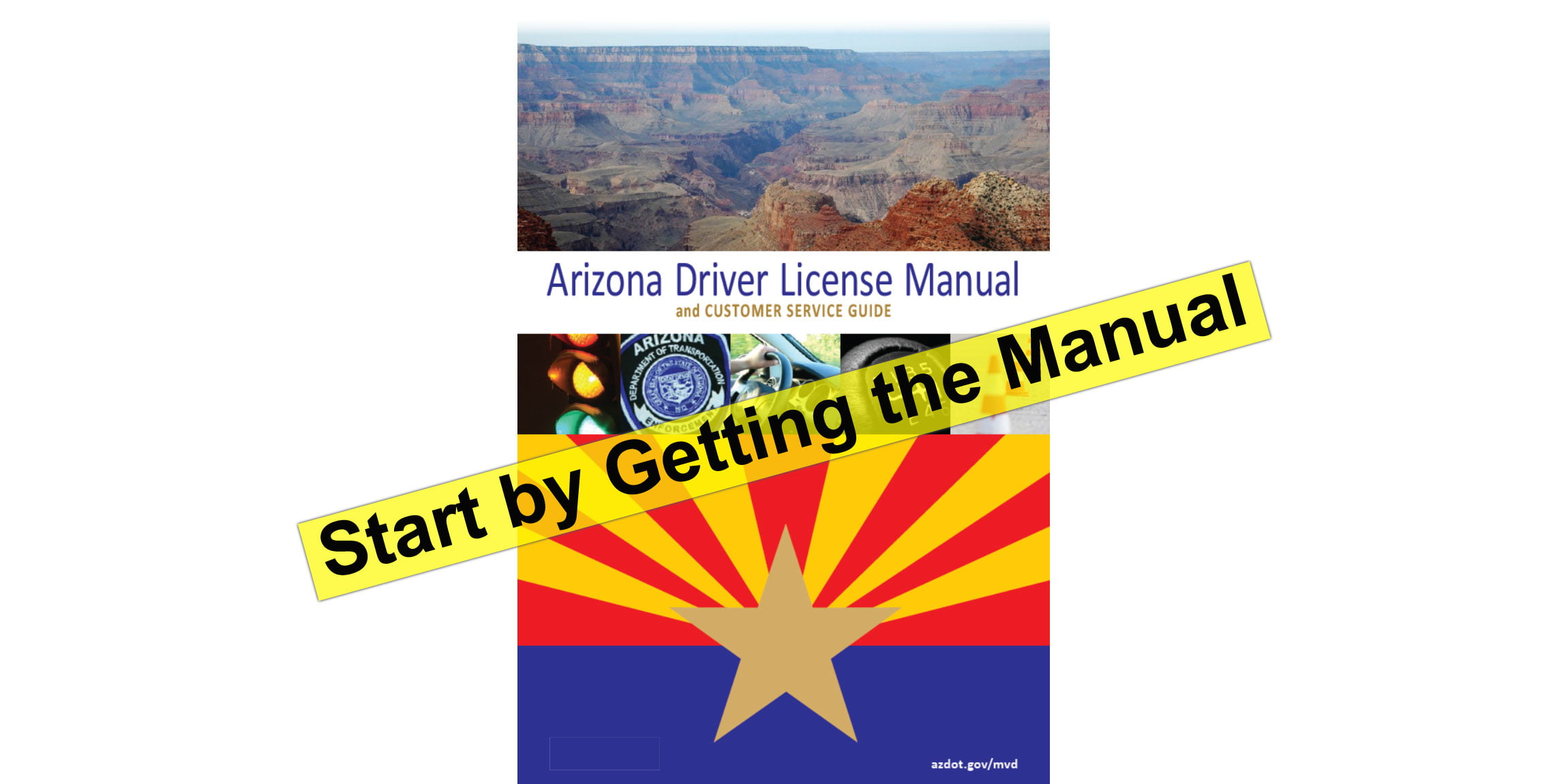 Get the Arizona Driver License Manual