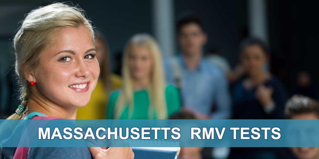 Massachusetts RMV License Test & Permit Practice - Driver's Prep