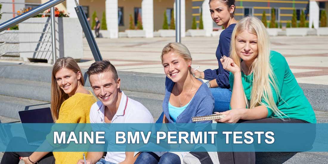 Maine BMV Driver License & Permit Practice Tests - Driver's Prep