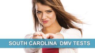 South Carolina DMV Test & Permit Practice at Driver's Prep