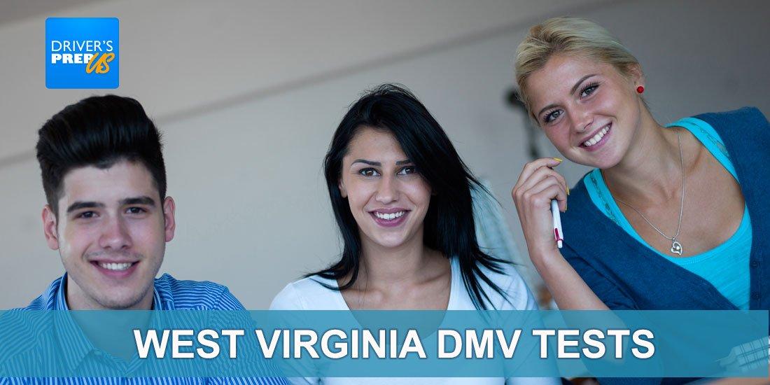 wv dmv drivers test book