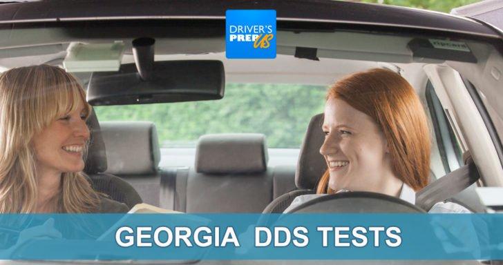 Georgia DDS Driver Exam & Permit Practice - Driver's Prep