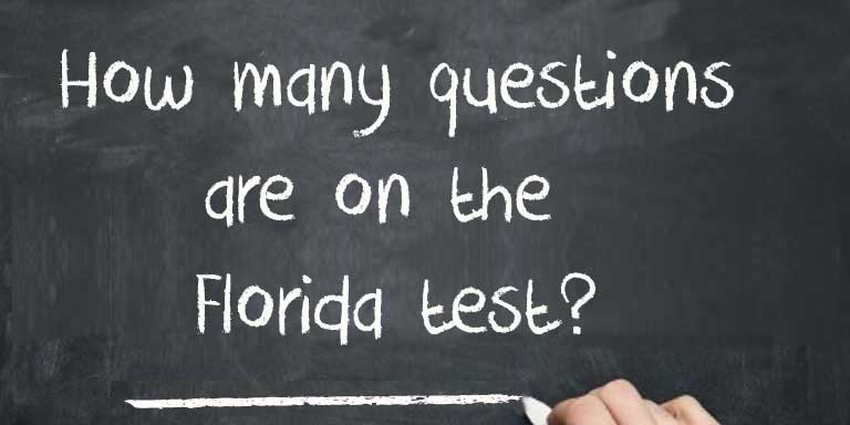 How Many Questions Are on the official Florida DMV Test?