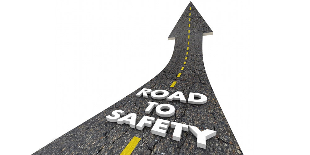 Road to safety