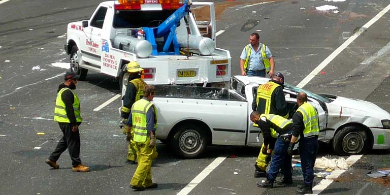 Vehicle crash - Photo by sv1ambo