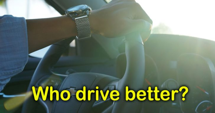 Who are Better Drivers – Men or Women?