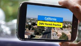 California 20 road sign questions