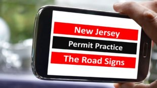 New Jersey Test 2020 - The Road Signs