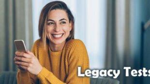 Legacy Tests - Photo by Elena Borisova