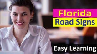 Florida Road Sign Recognition Tests at driversprep.com
