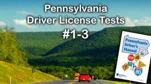 Pennsylvania Driver License Test