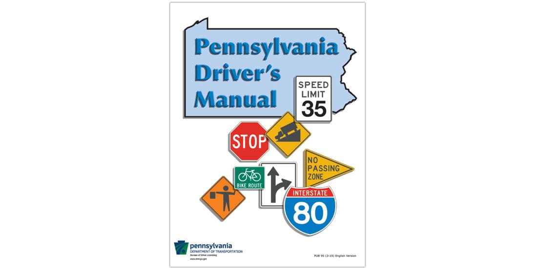 Pennsylvania Drivers Manual