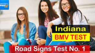 Indiana road sign test questions by driversprep.com