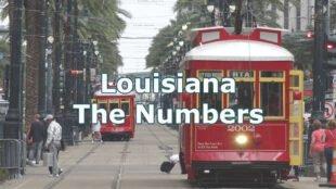 Louisiana the numbers