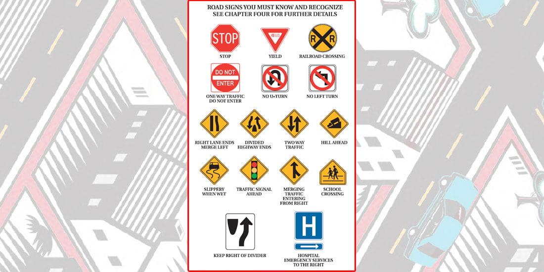 New York Road Sign Quiz