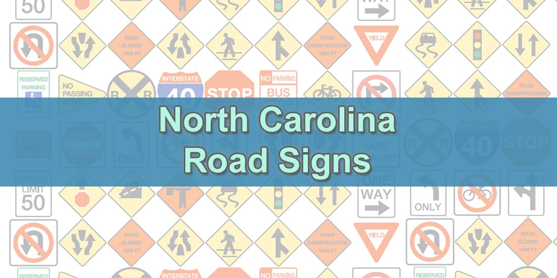 North Carolina Road Sign Test